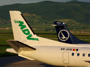 ER-SFB - Moldavian Airlines SAAB 2000