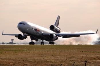 N587FE - FedEx Federal Express McDonnell Douglas MD-11F