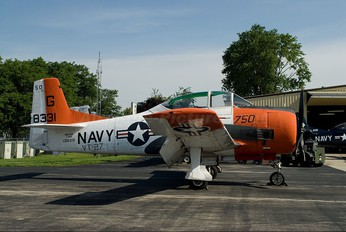 N8331R - Private North American T-28B Trojan
