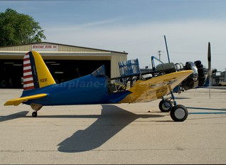- - Private Consolidated Vultee BT-13B