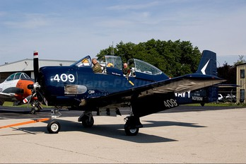 N379DM - Private North American T-28A Trojan