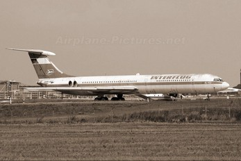 DDR-SEF - Interflug Ilyushin Il-62 (all models)