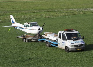 OK-JKF - F-Air Cessna 172 Skyhawk (all models except RG)