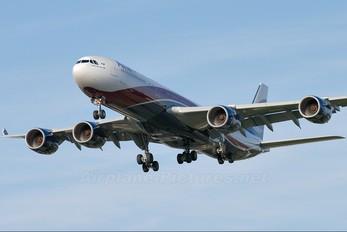 CS-TFX - Arik Air Airbus A340-500