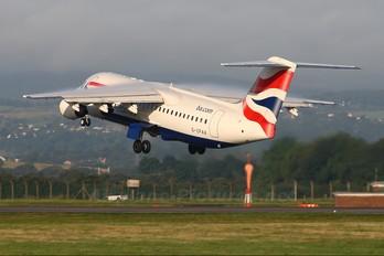 G-CFAA - British Airways - British Regional British Aerospace BAe 146-300/Avro RJ100