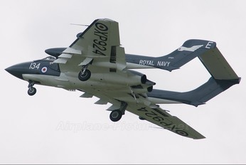 G-CVIX - Private de Havilland DH.110 Sea Vixen FAW.2