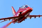 "XX179 - Royal Air Force ""Red Arrows"" British Aerospace Hawk T.1/ 1A aircraft"