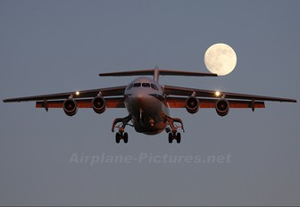 ZE701 - Royal Air Force British Aerospace BAe 146 CC.2