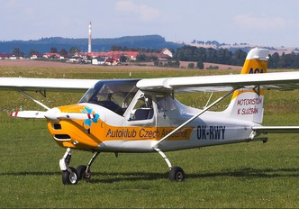 OK-RWY - F-Air Tecnam P92 Echo, JS & Super
