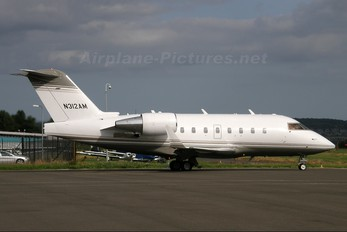 N312AM - Private Canadair CL-600 Challenger 604