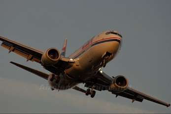 OK-FGS - CSA - Czech Airlines Boeing 737-400