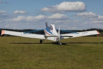 OO-VOV - Private Piper PA-25 Pawnee