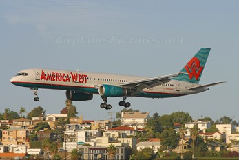 N913AW - America West Airlines Boeing 757-200