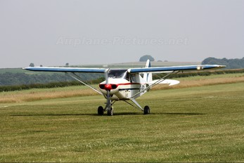 G-ARSU - Private Piper PA-22 Colt