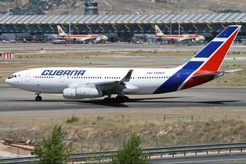 CU-T1254 - Cubana Ilyushin Il-96