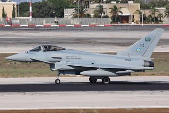 1004 - Saudi Arabia - Air Force Eurofighter Typhoon S