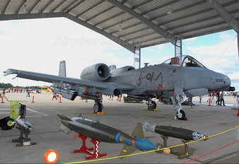 81-0998 - USA - Air Force Fairchild A-10 Thunderbolt II (all models)