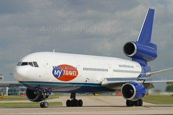 G-TAOS - MyTravel Airways McDonnell Douglas DC-10