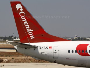 TC-TJD - Corendon Airlines Boeing 737-400