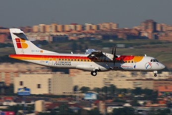 EC-HJI - Air Nostrum - Iberia Regional ATR 72 (all models)