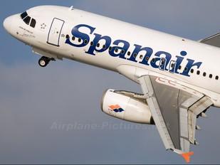 EC-HRP - Spanair Airbus A320