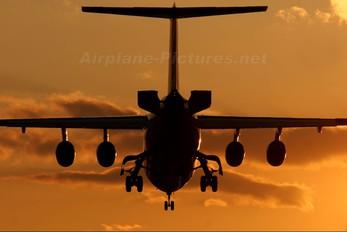 SE-DJX - Air One British Aerospace BAe 146-100/Avro RJ70