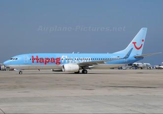 D-AHFV - Hapagfly Boeing 737-800