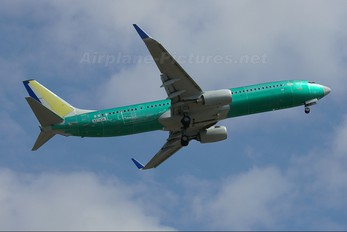 N37434 - Continental Airlines Boeing 737-900