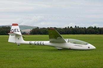 G-CGEL - Northumbrian Gliding Club PZL SZD-50 Puchacz