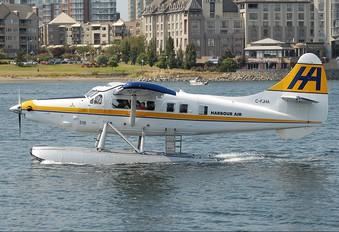 C-FJHA - Harbour Air de Havilland Canada DHC-3 Otter