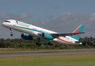 G-OOBF - First Choice Airways Boeing 757-200