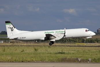 G-BUUP - Atlantic Airlines British Aerospace ATP