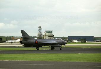 WV256 - Royal Navy Hawker Hunter GA.11