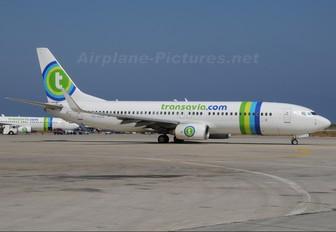 PH-HZD - Transavia Boeing 737-800