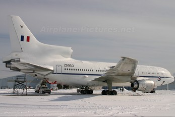 ZD953 - Royal Air Force Lockheed L-1011-500 TriStar KC.1