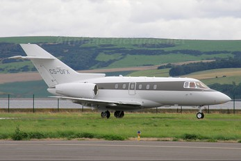 CS-DFX - NetJets Europe (Portugal) Hawker Beechcraft 800XP