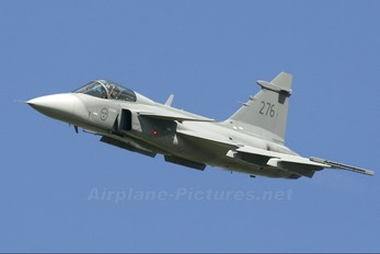 39276 - Sweden - Air Force SAAB JAS 39C Gripen