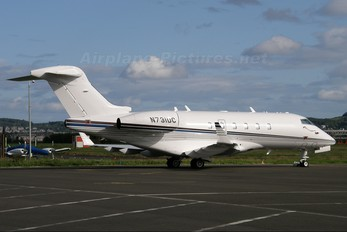 N731DC - Private Bombardier BD-100 Challenger 300 series
