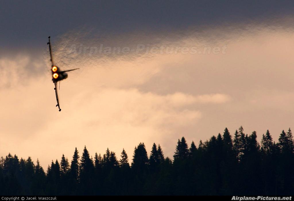 Italy - Air Force MM7277 aircraft at Zeltweg