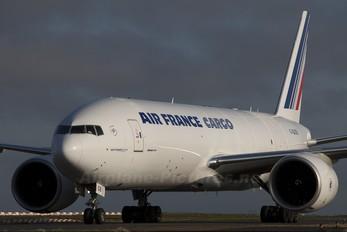 F-GUOB - Air France Cargo Boeing 777F