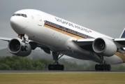 9V-SVL - Singapore Airlines Boeing 777-200ER aircraft