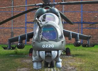 0220 - Czech - Air Force Mil Mi-24D