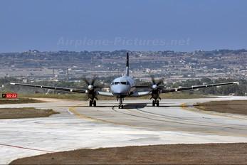 LX-WAW - West Air Europe British Aerospace ATP