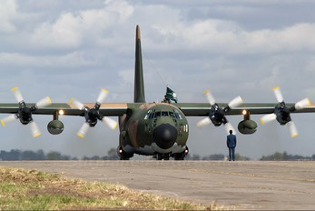 TC-61 - Argentina - Air Force Lockheed C-130H Hercules