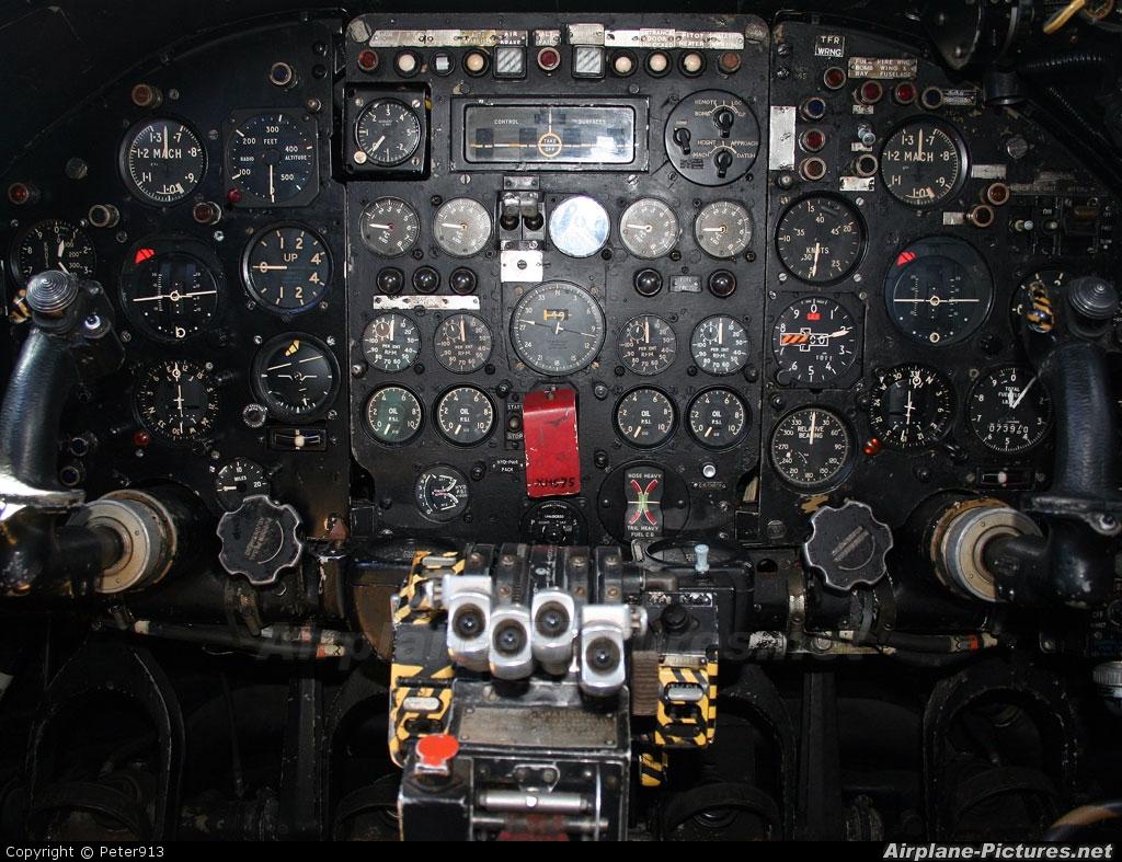 Royal Air Force XM575 aircraft at East Midlands