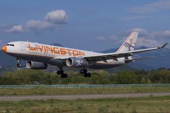 I-LIVM - Livingston Energy Flight Airbus A330-200