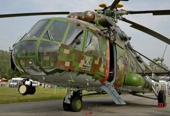 0808 - Slovakia -  Air Force Mil Mi-17