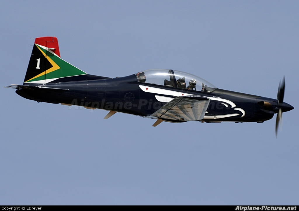 South Africa - Air Force: Silver Falcons - aircraft at Vredendal
