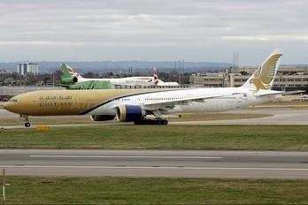 VT-JEG - Gulf Air Boeing 777-300ER