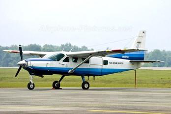 9M-PSO - Malaysia - Police Cessna 208 Caravan